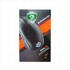 3d2cd6c57dd STEELSERIES OPTICAL RIVAL 95 PC BANG WIRED USB MOUSE (PN62347)