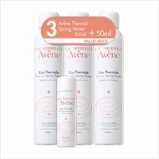 AVENE Eau Thermale Spring Water 3x300ml 1x50ml)