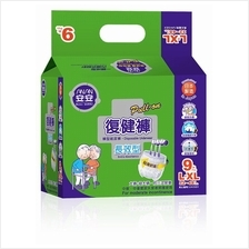 AnAn Adult Diaper Premium Pull UP L9'S x 6 pkts