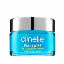 CLINELLE Pure Swiss Hydra Calm Moisturizer Cream 40ml)