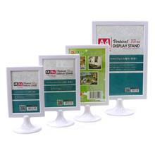 Information Vertical Display Price Stand A4 A5 B6 A6