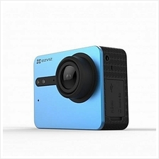 EZVIZ S5 4K SuperView Waterproof Sport Action Camera (BLUE)