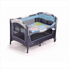 My Dear 26014 Playpen with Side Slide Door FOC Mosquito Net