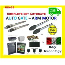 ITALY DEVICE  ( EXTRA STRONG ITALY GATE HEAVYDUTY AUTOGATE / AUTO GATE