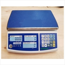 Jadever JCQ Series Digital Counting Scale 6kg/0.1g, 30kg/1g