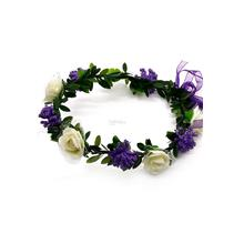 Fashion Hair Accessorieas Party Garland Wreath Headband Headpiece