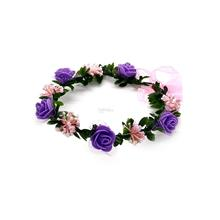 Fashion Hair Accessorieas Event Garland Wreath Headband Headpiece