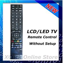 LCD/LED TV Remote- Comaptible for Toshiba