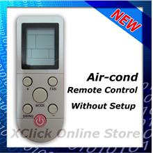 Air-cond remote control- Compatible for Top-Air