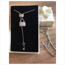 925 pure silver necklaces - you are mine - limited unit