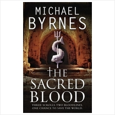 Cheap cheap book for sell : The sacred blood