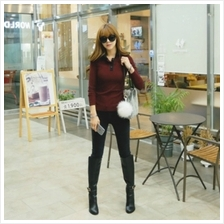 CASUAL TOP RED WT6828