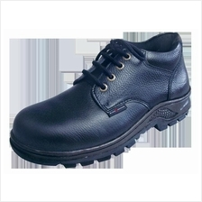 Safety Shoes Black Hammer Men Low Cut Lace Black BH2336 FOC Del 0 GST