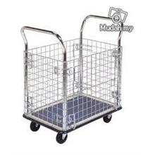 Trolley Hand Truck 2Handle Platform Netting 150Kgs Metal FOC Del 0 GST