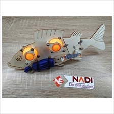 DIY Kit Kanak Kanak Kid Kits Robot Baby Shark Doo Doo Doo