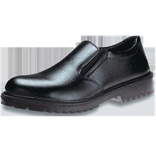 Safety Shoes King's Men Low Cut Slip On Black KJ424Z Customize