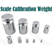 Weighing Scale Test Calibration Weight (CWR)