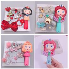 PA0117 PRINCESS COMB & HAIR ACCESSORIES SET