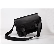 Men PU Leather Messenger Sling Shoulder Cross Body Bag