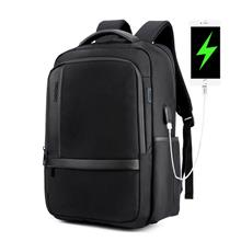 Men High Quality 18 Inch Laptop Backpack Bag (Design 6)