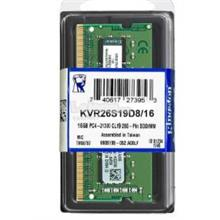 KINGSTON RAM NOTEBOOK DDR4 16GB 2666 KVR26S19D8/16