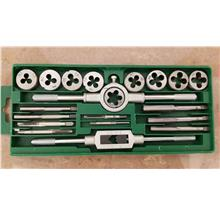 20pcs H.S.S Thread Tap and Die set ID229772