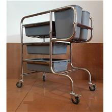 Dish Collecting Trolley RDC-1