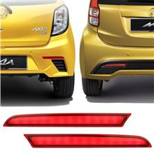 PERODUA MYVI ICON Low Spec Sequential Blinking Rear Bumper LED Light