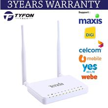 Tenda 300Mbps Wireless N300 4G LTE and VoLTE Router (4G680)