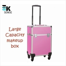 Wincy Professional Large Capacity Makeup Case (1 month pre-order)