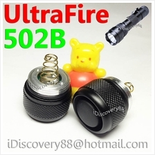 UltraFire 502B TailCap-SB LED Torch FlashLight On/Off Switch Cap