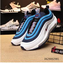 size 40 e9bf4 0270b NIKE AIR MAX 97 BULLET PREMIUM COUPLE SHOES JOGGING SHOES