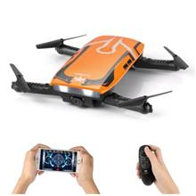 H818 6 AXIS GYRO REMOTE CONTROL QUADCOPTER 720P WIFI CAMERA (ORANGE)