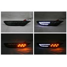 Nissan GTR 07- Smoke Light Bar LED Side Lamp
