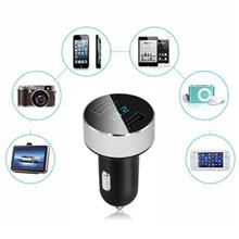 MODERN STYLE CAR CHARGER CIGARETTE LIGHTER DUAL USB
