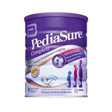 PEDIASURE Milk Powder Vanila 850g)