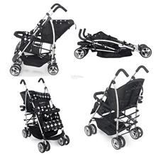 TinyWorld Tandem Double Stroller/twins stroller /twins baby
