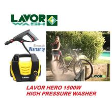 Lavor Hero 1.5kW 110Bar Induction Compact High Pressure Cleaner