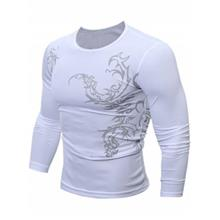 BREATHABLE TATTOO T-SHIRT (WHITE)