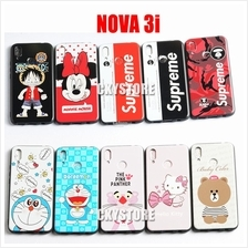 HUAWEI NOVA 3i PROMOTION Soft Cartoon Trendy TPU Case Cover