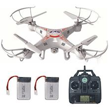 LAMASTON RC Drone With HD Camera X5C 1 Remote Control Toy Helicopter Quadcop