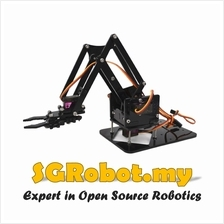DIY Arduino Robot Arm Learning Acrylic Kit