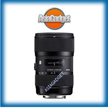 SIGMA 18-35mm F1.8 DC HSM | Art for NIKON