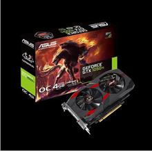 ASUS Cerberus GTX1050Ti OC Edition 4GB GDDR5 Graphic Card