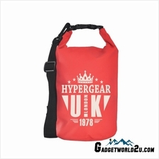 Hypergear Freestyle Dry Bag 10 Liter UK 1978 Red