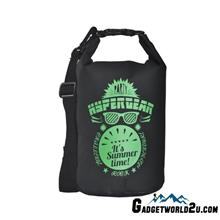 Hypergear Freestyle Dry Bag 10 Liter Summer Time Black