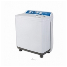 Khind Semi Auto Washing Machine White - WM1000)