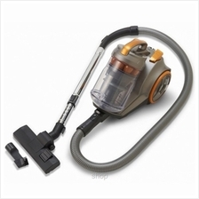 Khind 1600W Cyclonic Suction Vacuum Cleaner Golden Orange - VC8210)