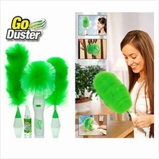 Go Duster Dust Cleaner Tools Powered Operated Cleaning Dust Brushes