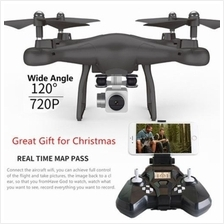 S10 WIFI FPV REMOTE CONTROL RC DRONE RTF 480P CAMERA / HEADLESS MODE / ONE KEY